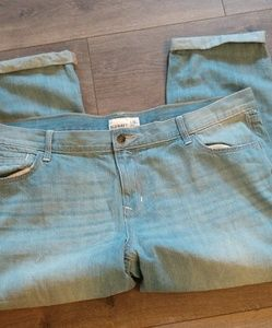 Old Navy Womens Straight Leg Jeans